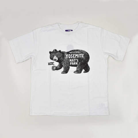 5.5oz Graphic H/S Tee W2(Bear)