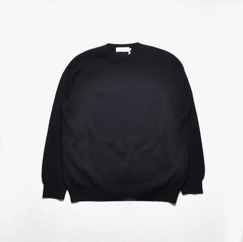 High Density Knit Crew Neck